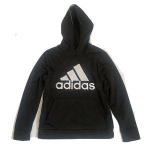 Adidas Hoodie Sweatshirt Boys Size M 10-12